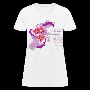 Psalm 139:14 Women's Shirt