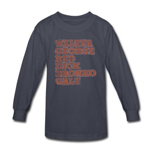 A Few of Our Favorites - Kids' Long Sleeve T-Shirt