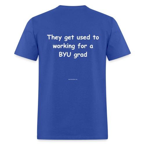 Mens Whittingham teacher - Men's T-Shirt