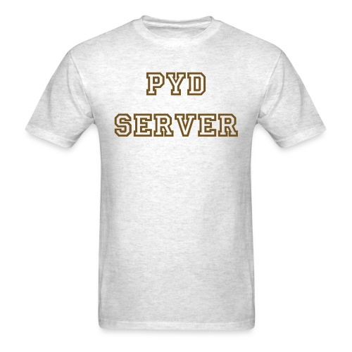 PYD SERVER SHIRT - Men's T-Shirt