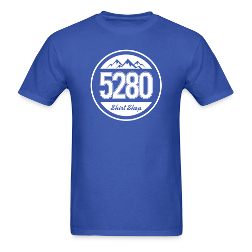 5280 - Logo T-Shirt - Mens - Men's T-Shirt