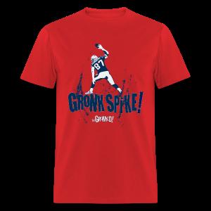 Gronk Spike - Men's T-Shirt