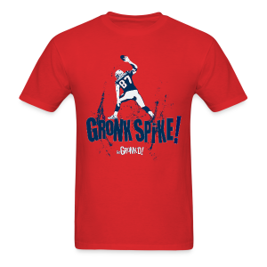 Gronk Spike - Men's T-Shirt