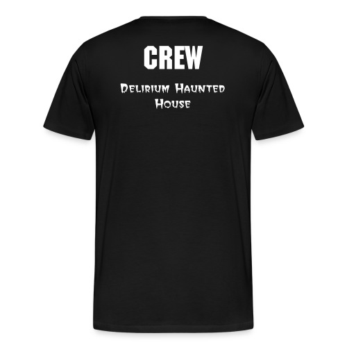 Delirium Haunted House 2013 - Men's Premium T-Shirt