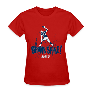 Gronk Spike - Women's T-Shirt