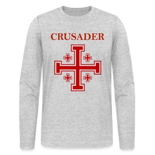 Crusader - Men's Long Sleeve T-Shirt by Next Level