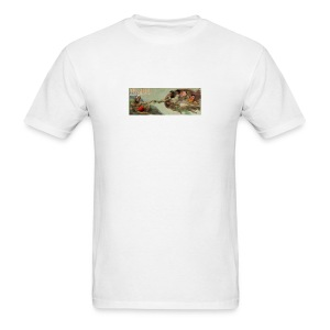 Mens - The Creation of Adam Good Team - Men's T-Shirt