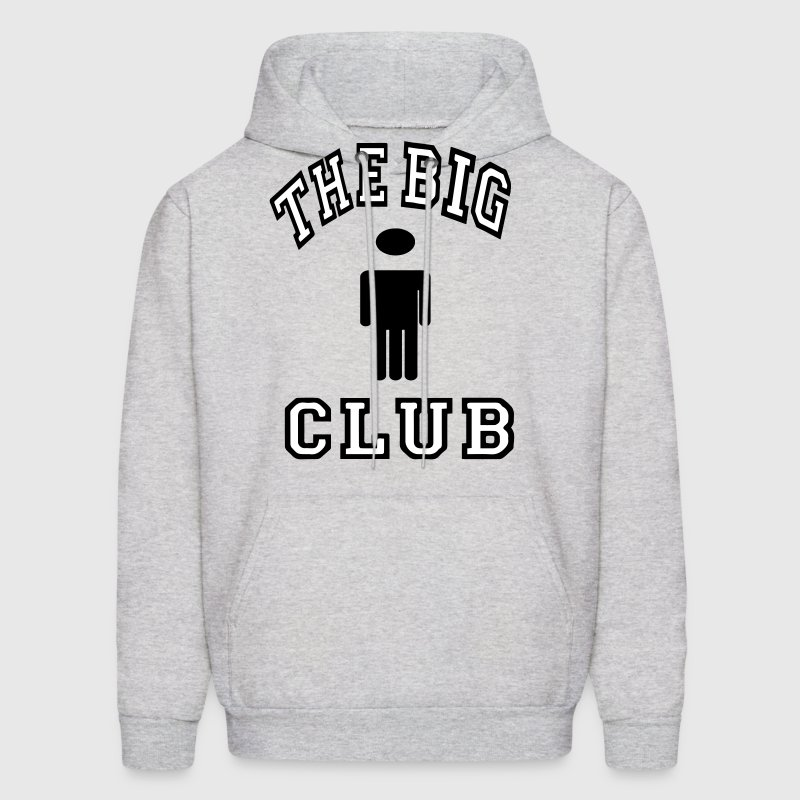 THE BIG DICK CLUB Hoodies - Men's Hoodie