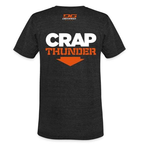 Eat Lightning. Crap Thunder.  - Unisex Tri-Blend T-Shirt