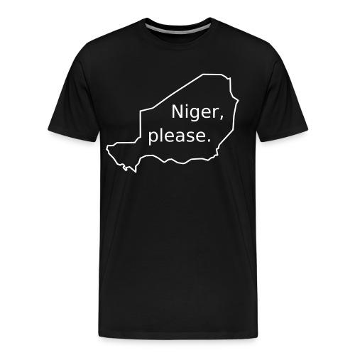 Niger - Men's Premium T-Shirt