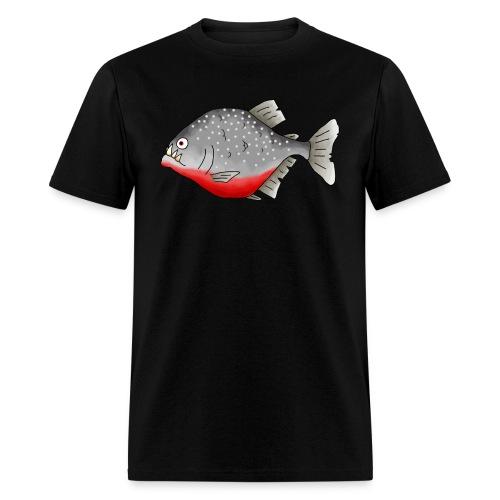 Piranha - Men's T-Shirt