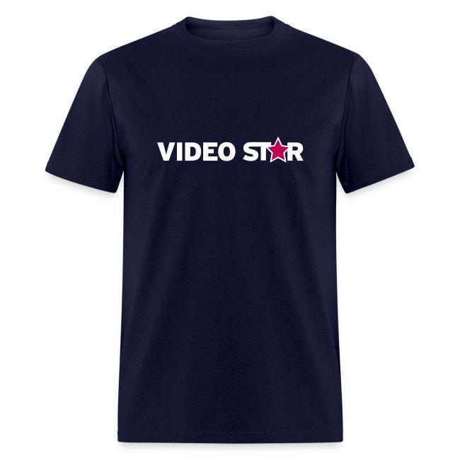 Video Star Logo Men's Adult Tee