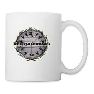 DEER30 Clock Coffee Mug - Coffee/Tea Mug