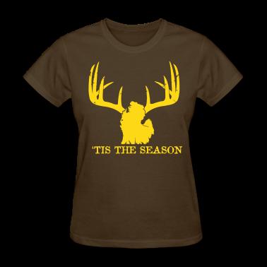 2013 Michigan Deer Hunting Season Official Shirt Women's T-Shirts