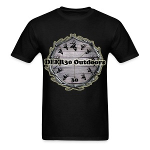 DEER30 Clock - Men's T-Shirt