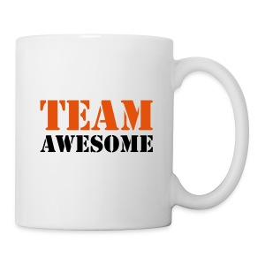 Team Awesome Mug - Coffee/Tea Mug