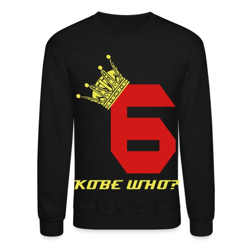 KING LEBRON - Crewneck Sweatshirt