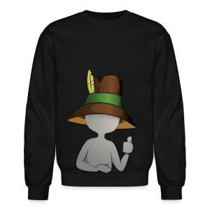 Thumbs Up Sweatshirt - Crewneck Sweatshirt