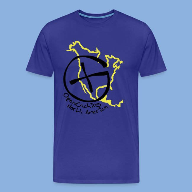 OCNA Logo Premiuim Men's T-Shirt
