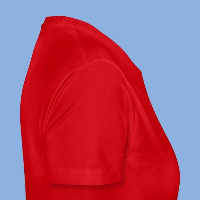 OCNA Logo Women's Premium T-Shirt Red
