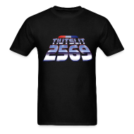 T-Shirts ~ Men's T-Shirt ~ Tiutslit 2569 by Akira Arruda