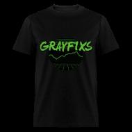 T-Shirts ~ Men's T-Shirt ~ Sweet Grayfixs by Akira Arruda