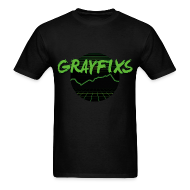 T-Shirts ~ Men's T-Shirt ~ Sweet Grayfixs by Akira Arruda
