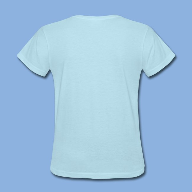 OCNA Logo Light Blue Women's T-Shirt