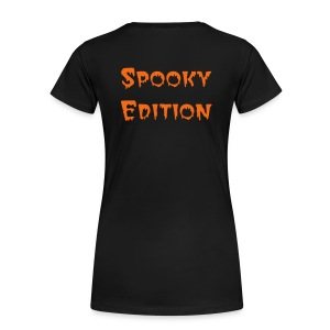 Spooky Edition Shirt (Female) - Women's Premium T-Shirt