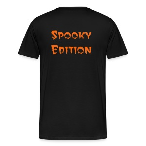 Spooky Edition Shirt (Male) - Men's Premium T-Shirt