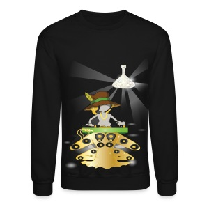 Dj Dynomite Johnson Sweatshirt - Crewneck Sweatshirt