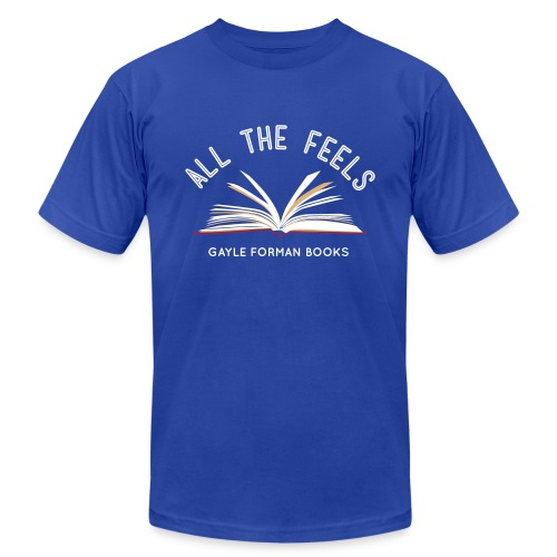 Feels On The Page Men's T-Shirt - Men's  Jersey T-Shirt