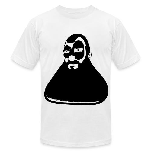 Black Scorpion (LN Inverted Flock Style) - Men's Fine Jersey T-Shirt