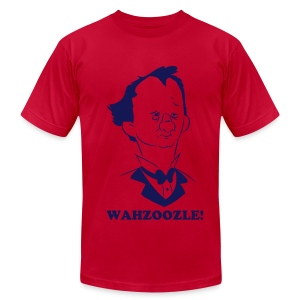 Wahzoozle!  (Flex Edition) - Men's T-Shirt by American Apparel