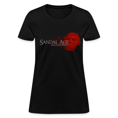 Sandal Age Women's Standard - Women's T-Shirt