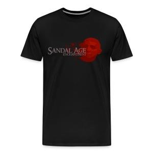 Sandal Age Men's Premium - Men's Premium T-Shirt