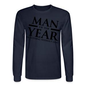 Jesus-Sleeve shirt - Men's Long Sleeve T-Shirt