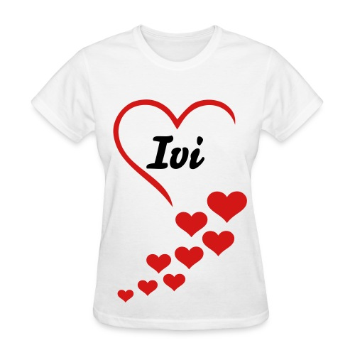Women's T-Shirt - ivi
