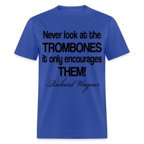 HEHS Trombone Shirts - Men's T-Shirt