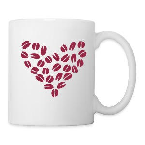Heart Coffee Mug - Coffee/Tea Mug