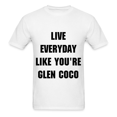Glen Coco - Men's T-Shirt