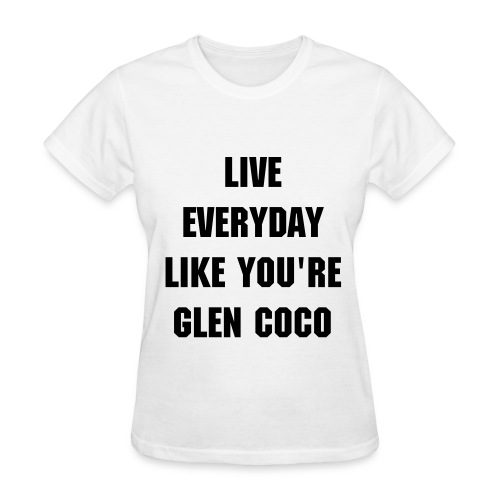 Glen Coco - Women's T-Shirt