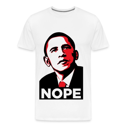 Nope - Men's Premium T-Shirt