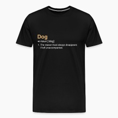 Funny Dog Definition T-Shirts