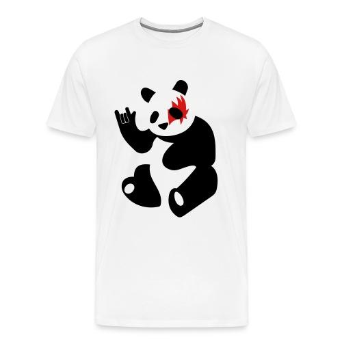 Rock Panda Tee - Men's Premium T-Shirt