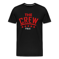 T-Shirts ~ Men's Premium T-Shirt ~ The Crew Tee in Black