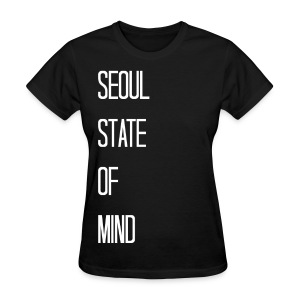BTS - Seoul State of Mind - Women's T-Shirt