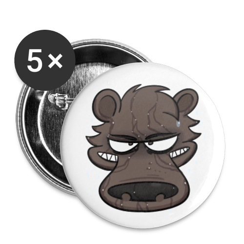 Shower Bear Button! - Large Buttons