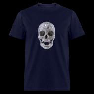 T-Shirts ~ Men's T-Shirt ~ Diamond Skull