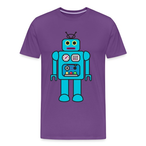 Robotics Tee - Men's Premium T-Shirt